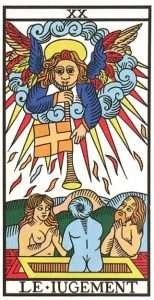 Tarot Major Arcana: Judgement