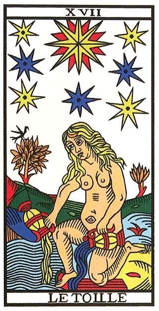 Tarot Major Arcana: The Star