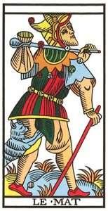 tarot major arcana the fool