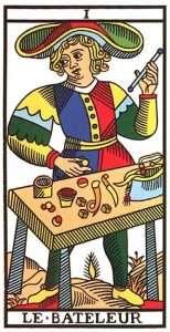 tarot major arcana the magician