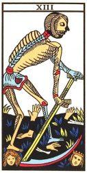 Tarot Major Arcana: Death