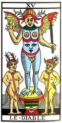 Tarot Major Arcana: The Devil
