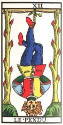 Tarot Major Arcana: The Hanged Man