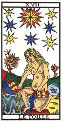 Tarot Major Arcana: The Star