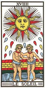 Tarot Major Arcana: The Sun