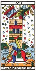 Tarot Major Arcana: The Tower